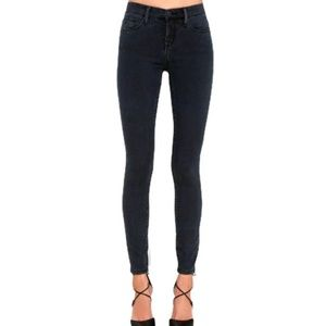 BlankNYC Crybaby Hi-Rise Jeans - Black - Size 29